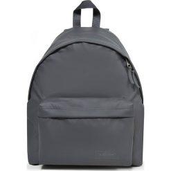 """Plecak """"Padded Pak'r"""" w kolorze szarym - 30 x 40 x 18 cm. Szare plecaki męskie Eastpak, w paski, z materiału. W wyprzedaży za 152,95 zł."""