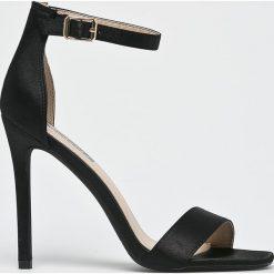 Answear - Sandały Viadante. Szare sandały damskie marki ANSWEAR, z gumy. W wyprzedaży za 89,90 zł.