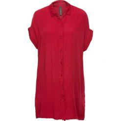 Sukienki hiszpanki: Sukienka koszulowa bonprix czerwony