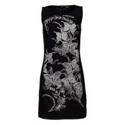 Desigual Sukienka Damska Rotterdam 34 Czarny. Czarne sukienki marki Desigual. W wyprzedaży za 329,00 zł.