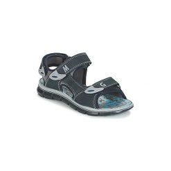 Sandały Dziecko  Primigi  RAPADOUILLE. Niebieskie sandały chłopięce Primigi. Za 181,30 zł.