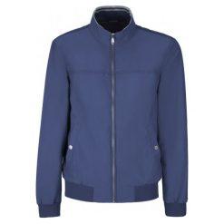 Geox Kurtka Męska 52 Ciemnoniebieska. Niebieskie kurtki męskie marki Oakley, na lato, z bawełny, eleganckie. Za 559,00 zł.