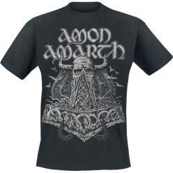 T-shirty męskie: Amon Amarth Skullship T-Shirt czarny