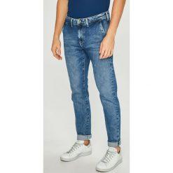 Pepe Jeans - Jeansy. Niebieskie jeansy męskie Pepe Jeans, z bawełny. Za 399,90 zł.