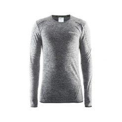 Koszulka Craft Comfort M (1903716-B999). Czarne odzież termoaktywna męska marki Craft, m. Za 89,99 zł.