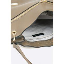 Pierre Cardin - Torebka. Szare torebki klasyczne damskie marki Pierre Cardin, w paski, z materiału, duże. W wyprzedaży za 319,90 zł.
