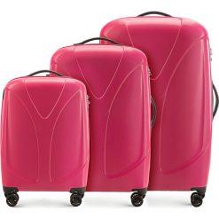 Walizki: 56-3P-95S-31 Zestaw walizek