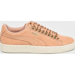 Puma - Buty Suede Classic X Chain Wn's. Czerwone buty sportowe damskie marki Puma, xl, z materiału. W wyprzedaży za 399,90 zł.