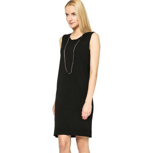 e1d46ef311 Sukienka w kolorze czarnym - Czarne sukienki damskie Deni Cler
