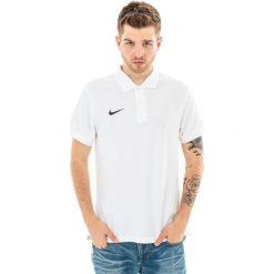 Nike Koszulka męska Polo Core Nike biała r. XXL (454800100). Białe koszulki polo marki Nike, m. Za 98,97 zł.