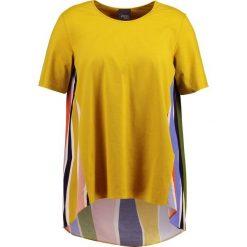 T-shirty damskie: Persona by Marina Rinaldi VASTO Tshirt z nadrukiem senape
