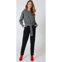 Swetry klasyczne damskie: Renamed Sweter Alexis – Grey