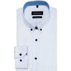 Koszula MICHELE KDBE000434. Białe koszule męskie na spinki marki Reserved, l. Za 259,00 zł.