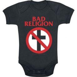 Body niemowlęce: Bad Religion Logo Body czarny