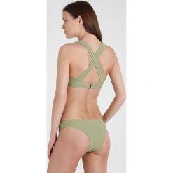 Stroje kąpielowe damskie: MINKPINK SCOOP NECK Góra od bikini khaki