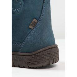 Bisgaard Śniegowce petrolio. Zielone buty zimowe chłopięce Bisgaard, z materiału. W wyprzedaży za 359,20 zł.