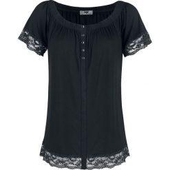 Black Premium by EMP Far From Fragile Koszula damska czarny. Czarne koszule damskie marki Black Premium by EMP, xl, z poliesteru. Za 109,90 zł.