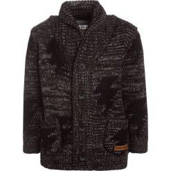 Tumble 'n dry BABY CHEZO Kardigan graphite grey. Szare swetry chłopięce marki Tumble 'n dry, z bawełny. W wyprzedaży za 135,20 zł.