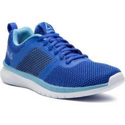 Buty Reebok - Pt Prime Runner Fc CN7457 Crush Cob/Ryl/Blu/Wht. Niebieskie buty do biegania damskie marki Salomon, z gore-texu, na sznurówki, gore-tex. Za 249,00 zł.