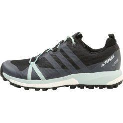 Adidas Performance TERREX AGRAVIC GTX  Obuwie do biegania Szlak carbon/grey heather/ash green. Brązowe buty sportowe damskie marki adidas Performance, z gumy. Za 649,00 zł.