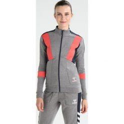 Hummel CLASSIC BEE MERKUR Kurtka sportowa grey melange. Szare kurtki sportowe damskie marki Hummel, z bawełny. W wyprzedaży za 186,75 zł.