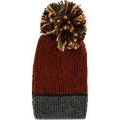 Czapka TWINSET - Cuffia OA8T8L Mul. Righe Bru 03328. Niebieskie czapki zimowe damskie marki WED'ZE, z materiału. Za 219,00 zł.