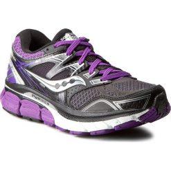 Buty SAUCONY - Redeemer Iso S10279-2 Blk/Pur. Czarne buty do biegania damskie Saucony, z materiału. W wyprzedaży za 379,00 zł.