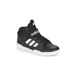 Buty Dziecko adidas  VARIAL MID J. Czarne trampki chłopięce Adidas. Za 329,00 zł.