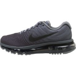 Nike Performance AIR MAX 2017 BG Obuwie do biegania treningowe cool grey/anthracite/dark grey. Szare buty sportowe chłopięce marki Nike Performance, z materiału, do biegania. W wyprzedaży za 456,75 zł.