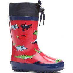 Czerwone Kalosze Rainy Weather. Czerwone kalosze chłopięce Born2be. Za 49,99 zł.