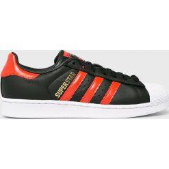 Adidas Originals - Buty Superstar. Szare halówki męskie adidas Originals, z gumy, na sznurówki. Za 399,90 zł.
