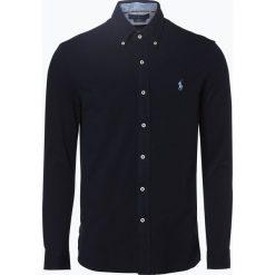 Polo Ralph Lauren - Koszula męska, niebieski. Niebieskie koszule męskie na spinki Polo Ralph Lauren, l, z klasycznym kołnierzykiem, z długim rękawem. Za 499,95 zł.