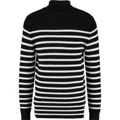 Samsøe & Samsøe MUNCIE  Sweter black st. Czerwone kardigany męskie Samsøe & Samsøe, m, z materiału. W wyprzedaży za 449,25 zł.