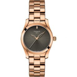 RABAT ZEGAREK TISSOT T-WAVE T112.210.33.061.00. Białe zegarki damskie TISSOT, ze stali. W wyprzedaży za 1698,40 zł.