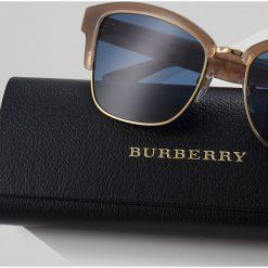 Okulary przeciwsłoneczne damskie aviatory: Burberry Okulary przeciwsłoneczne light brown