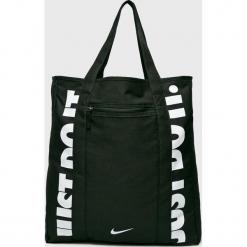 Nike - Torebka. Szare torebki klasyczne damskie Nike, z materiału, duże. Za 139,90 zł.