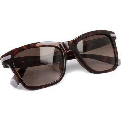 Okulary przeciwsłoneczne FURLA - Clio 849263 D SF37 RE0 Havana 003. Brązowe okulary przeciwsłoneczne męskie Furla. W wyprzedaży za 369,00 zł.
