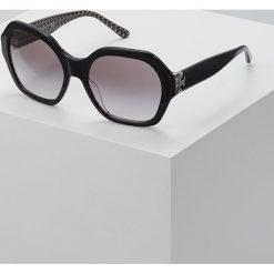 Tory Burch Okulary przeciwsłoneczne black/black/white. Czarne okulary przeciwsłoneczne damskie aviatory Tory Burch. Za 759,00 zł.