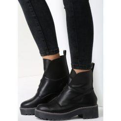 Czarne Botki Dancing Barefoot. Czarne buty zimowe damskie vices. Za 99,99 zł.