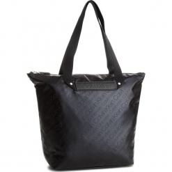 Torebka CALVIN KLEIN - City To Beach Shoppe K60K604297 910. Czarne torebki klasyczne damskie Calvin Klein, z materiału, duże. Za 549,00 zł.