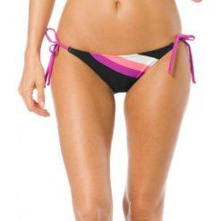 FOX Dół Od Bikini Creo Side Tie Xs Czarny. Czarne bikini FOX. W wyprzedaży za 79,00 zł.
