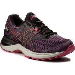 Buty ASICS - Gel-Pulse 9 G-Tx GORE-TEX T7D9N Prune/Black/Cosmo Pink 3390. Czarne buty do biegania damskie marki Asics. W wyprzedaży za 319,00 zł.