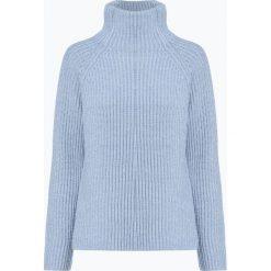 Drykorn - Sweter damski z dodatkiem alpaki – Arwen, niebieski. Niebieskie swetry klasyczne damskie DRYKORN, s, z dzianiny. Za 569,95 zł.