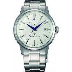 Zegarki męskie: Zegarek męski Orient Star SAF02003W0