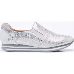 Caprice - Buty. Szare buty sportowe damskie Caprice, z gumy. W wyprzedaży za 179,90 zł.