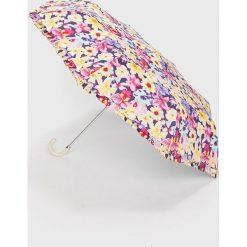 Zest - Parasol. Szare parasole ZEST, w kwiaty. Za 79,90 zł.