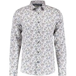 Koszule męskie na spinki: Lindbergh MIX DESIGN Koszula powder