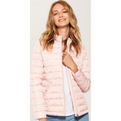 Pikowana kurtka - Różowy. Czerwone kurtki damskie pikowane marki House, l. Za 99,99 zł.