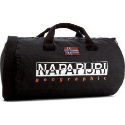 Torba NAPAPIJRI - Bering N0YGORR66  Black 041. Szare plecaki męskie marki Napapijri, z dzianiny. W wyprzedaży za 339,00 zł.