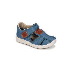 Sandały Dziecko  Citrouille et Compagnie  GUNCAL. Niebieskie sandały chłopięce Citrouille et Compagnie. Za 107,10 zł.